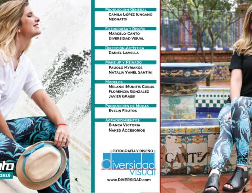 Realización catálogo NEONATO – Verano 2016