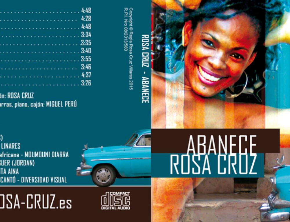 Rosa Cruz, nuevo album